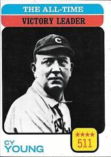 Baseball's Unbreakable Records: Cy Young's 511 CareerWins