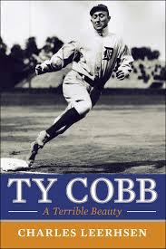 Book Review:  Ty Cobb: A Terrible Beauty
