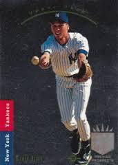 Derek Jeter and His BaseballCards