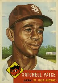 Happy Birthday To The Great Satchel Paige