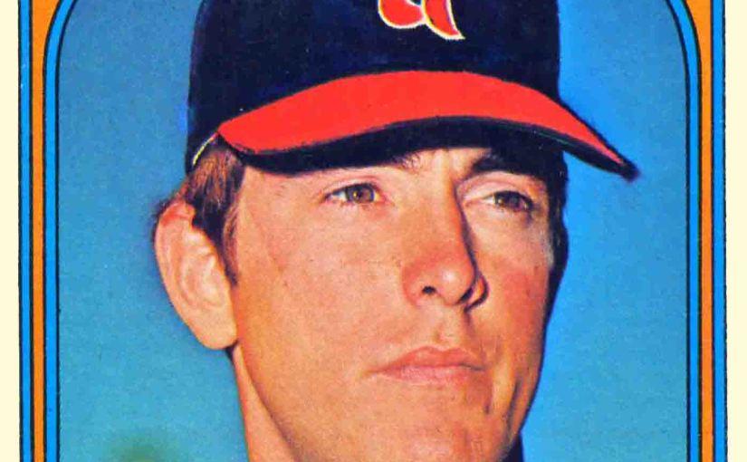 Celebrating Nolan Ryan Trade To Angels & 1972 ToppsBaseball