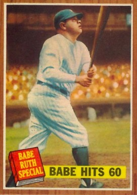 Celebrating Babe Ruth