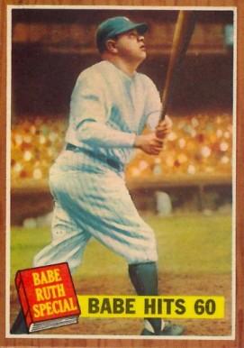 Celebrating Babe Ruth