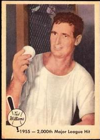1959 Fleer Life of Ted Williams: As Splendid As The Splinter